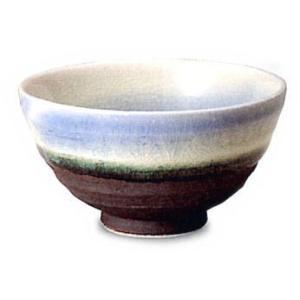 〔信楽焼 飯椀・茶漬碗〕 ブルーベリー飯碗|itibei