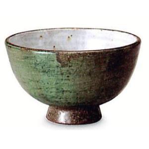 〔信楽焼 飯椀・茶漬碗〕 松葉飯碗|itibei