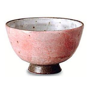 〔信楽焼 飯椀・茶漬碗〕 桃花飯碗|itibei