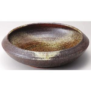 〔信楽焼 水盤〕 12号 古陶水盤|itibei