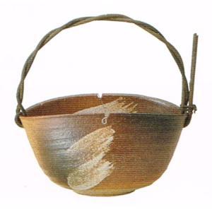 〔蚊遣り器〕 火色灰吹つる付蚊やり器(器具付)|itibei