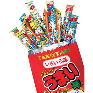 〔駄菓子〕特大!うまい棒(1袋)|itibei