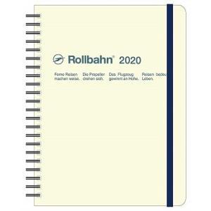 デルフォニックス 2020年 手帳 ロルバーン ダイアリー A5 (マンスリー) ホワイト