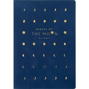 エルコミューン 2021年 手帳 ダイアリー B6ウィークリー ブロック The Moon Deep...