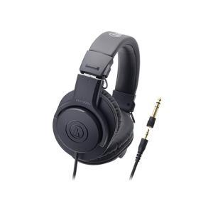 audio-technica / ATH-M20x  フラットな特性で広帯域再生を実現する高音質スタ...