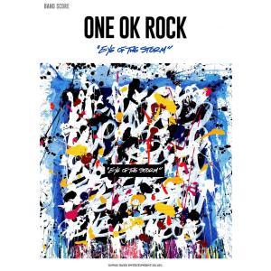ONE OK ROCK/Eye of the Storm-バンドスコア-