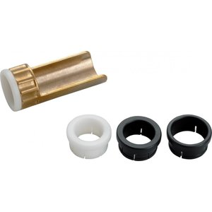 SHUBB / Reversible GUITAR SLIDE brass