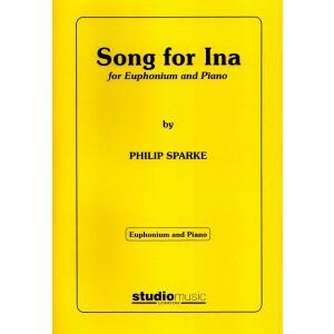 イナのための歌 /フィリップ・スパーク  Studio Music Company   Song f...