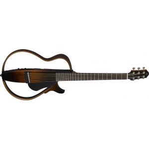 調整済だから弾きやすいサイレントギターYAMAHA SLG200S TBS
