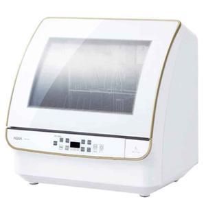アクア 食器洗い機 送風乾燥機能付き ADW-GM3-W ホワイト