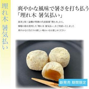 限定 埋れ木「暑気払い」(6個入り)爽やかな檸檬の風味 滋賀県WEB物産展|itojyu