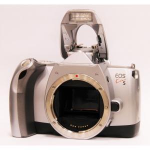 【中古】 Canon EOS Kiss 5 ボディ[オートフォーカスフイルム一眼レフカメラ]