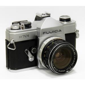 【中古品】[マニュアルフォーカスフイルム一眼レフカメラ] ■ FUJICA ST701 + FUJI...