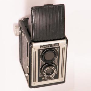 【クラシック】 KONDOX Comet flex(コメットフレックス)I 型[中判フイルム二眼カメラ]