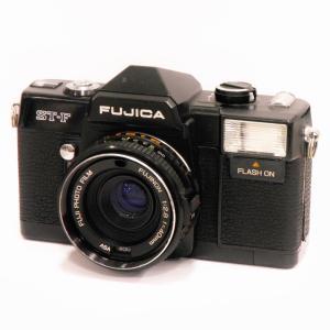 【クラシック】 FUJICA ST-F[135フイルムカメラ]