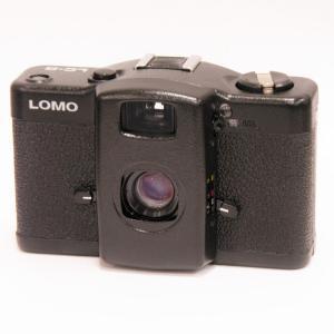 【クラシック】 Lomo LC-A(ロモボーイバージョン)[135フイルムコンパクトカメラ]