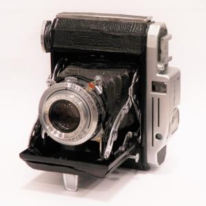 【クラシック】 小西六 Pearl II(パール2型)前期型[中判フイルムカメラ]