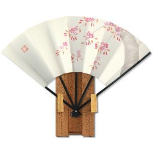 飾り京扇子★都の四季3月/桜 itotsune