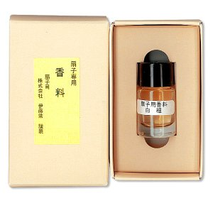 ※扇子専用の香料です。 直径2cm高さ4cmの小さな瓶に扇子の香料原液が3ml程入っております。お使...