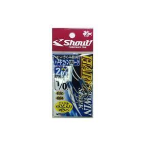 シャウト(Shout!)  326HT ハードツインスパーク 2cm 1/0|itoturi