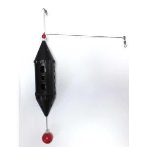 アマノ釣具 ロケット天秤付け餌保護蓋付 No.701式 N型 8号 カゴ釣り|itoturi