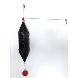 アマノ釣具 ロケット天秤付け餌保護蓋付 No.701式 N型 20号 カゴ釣り|itoturi