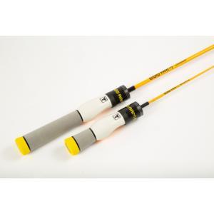 ジャッカル NEW エッグアーム ロンガ― 120cm  エッグイエローJACKALL EGG ARM LONGER|itoturi