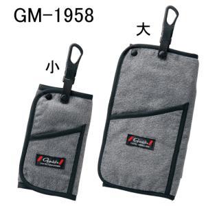 がまかつ フィッシングタオル GM-1958 小|itoturi