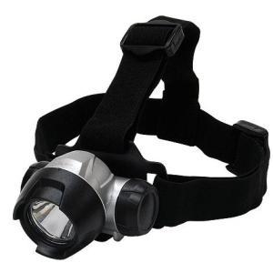 ヘッドLEDランプ 1灯式 1W|itoturi