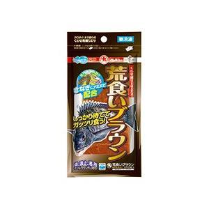マルキュー 荒食いブラウン 冷凍製品|itoturi