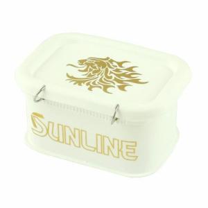 サンライン(SUNLINE) エサバケツ3 SB−402 M ホワイト|itoturi