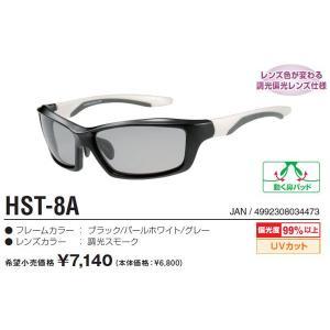 視泉堂 調光 HYPER SATELLITE HST-8A 偏光サングラス itoturi