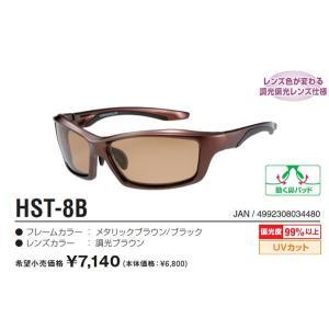 視泉堂 調光 HYPER SATELLITE HST-8B 偏光サングラス itoturi