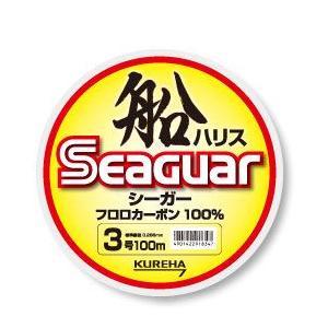 KUREHA(クレハ) Seaguar 船ハリス 4号 マダイ他 itoturi