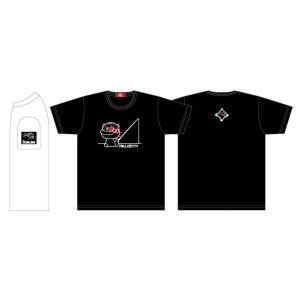サンライン ×サンリオ コラボ Tシャツ キティちゃん ハローキティ Hello Kitty T-Shirts 2018 Black SKT-1818|itoturi