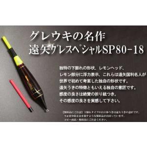 遠矢ウキ 遠矢グレスペシャルSP80-18シリーズ|itoturi