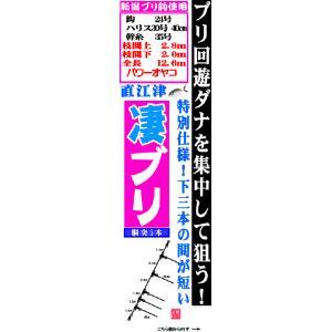 日本海  直江津凄ブリ  パワーオヤコ仕様 全長11.6m ブリ棚強化|itoturi