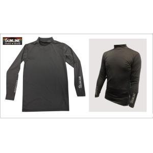 2018年 サンライン インセクトシールド IS フィットDRYアンダーシャツ SUW-5531CW  大きいサイズ 6月発売予定|itoturi