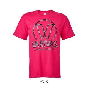 モーリス [VARIVAS] バリバス Tシャツ  ピンク VAT-41 4月発売|itoturi