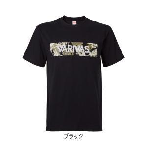 モーリス [VARIVAS] バリバス Tシャツ  ブラック VAT-42 4月発売|itoturi