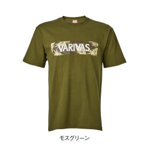モーリス [VARIVAS] バリバス Tシャツ  モスグリーン VAT-42 4月発売|itoturi