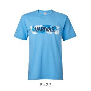 モーリス [VARIVAS] バリバス Tシャツ  サックス VAT-42 4月発売|itoturi