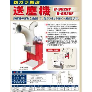 送塵機B-802KF|itounouki