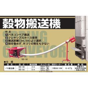 穀物搬送BS-30|itounouki