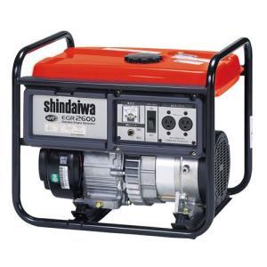ガソリンエンジン発電機 > 一般発電機 > EGR2600|itounouki