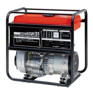 ガソリンエンジン発電機 > 3一般発電機 > EGR31-S|itounouki