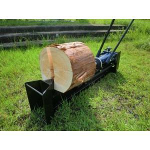 WP ダブルパワー 10トン手動薪割機 WP-10HM【福農産業】|itounouki|02