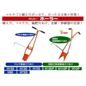 ホーラー(開閉式) H110P|itounouki