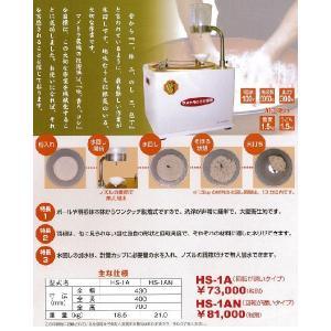 手打麺機HS-1A(回転が速いタイプ)|itounouki|02