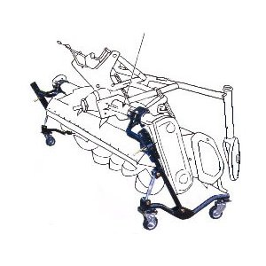 イガラシ機械工業 ロータリースタンド RS-2|itounouki